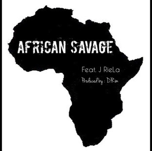 African Savage Viewed By Poland,Hip Hop Af Blog, & Undergroundhiphopblog.com
