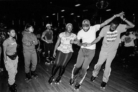 Reposted Article : How Music For the Roller Rink Impacted The Club By Soul on Wheels