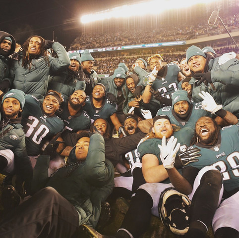 TheEaglesSuper Bowl Victorytaught me how to appreciate the Journey and Notthe Destinaton