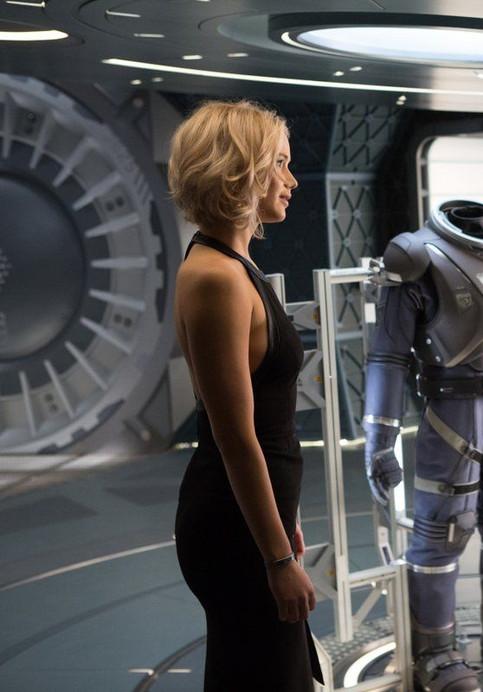 Blog # 4 (Inspired Notice) Jennifer Lawrence In Passengers