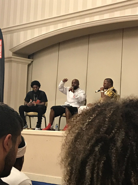 2018 The We Love Music Conference : My Experience