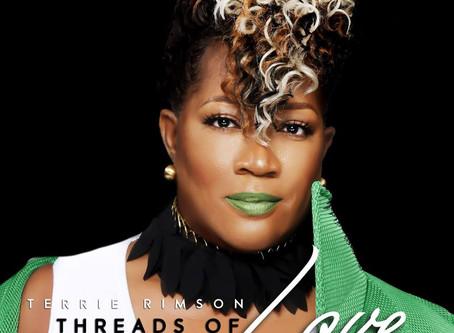 "Terrie Rimson's New Album ""Threads Of Love"" Out September 28th"
