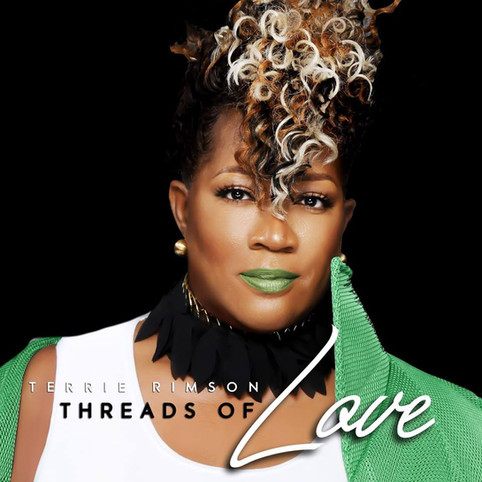 "Terrie Rimson's New Album ""Threads Of Love"" Out September 28th"