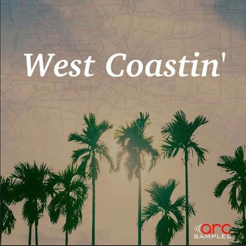 West Coastin' Sound Kit By D.Rim