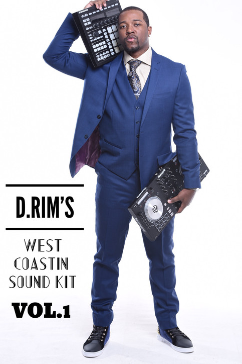 Producer Deryck Rimson (D.Rim) Releases his first sound kit through sounds.com