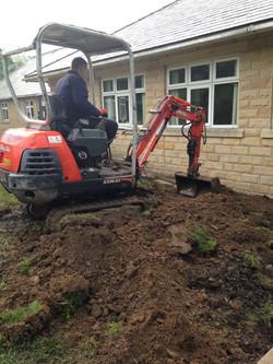 Ash Garden Maintenance