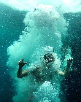 Deep water ! 🌊