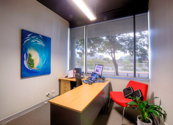 Riverfront Brisbane offices for lease