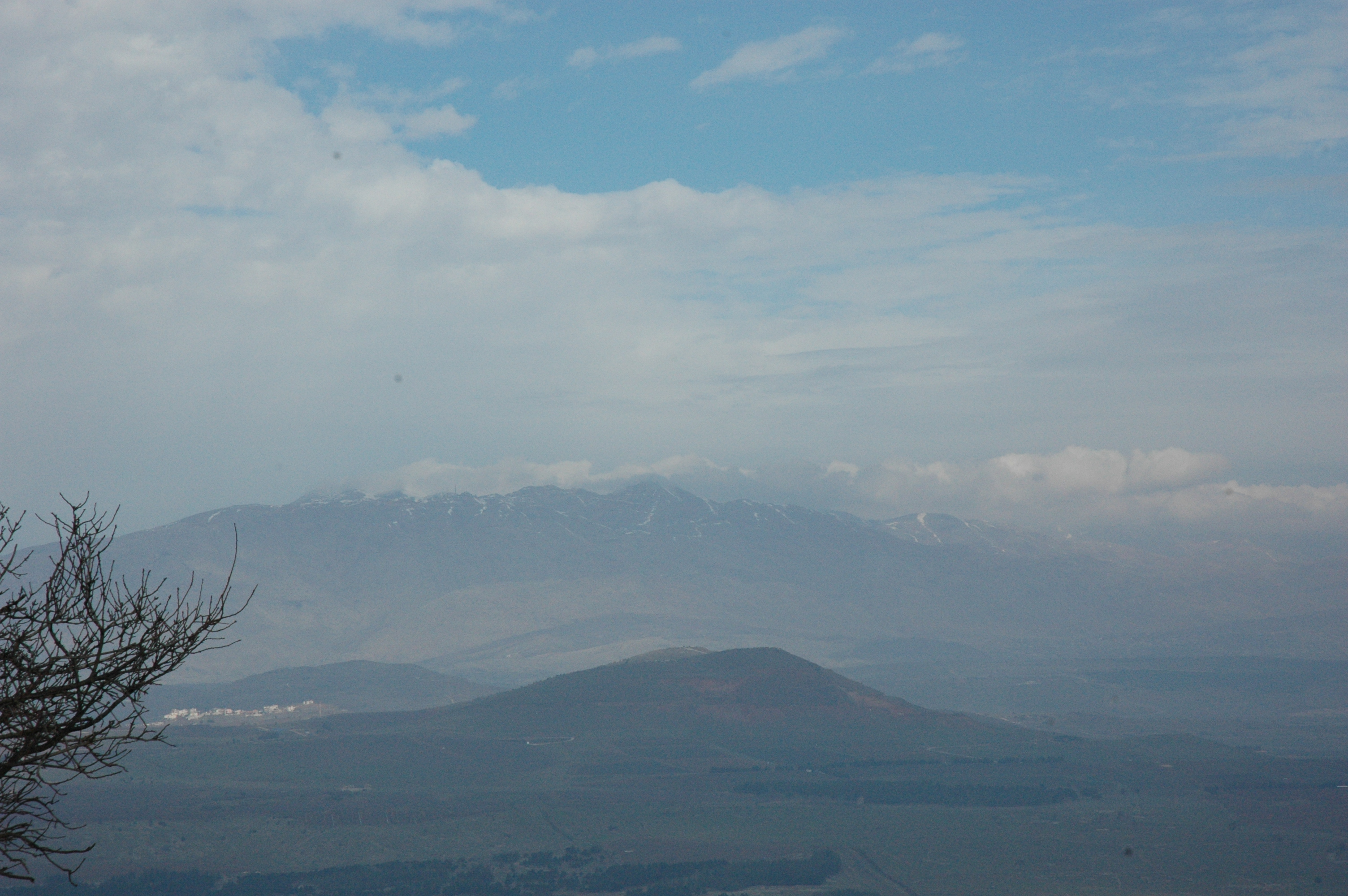 Mount Hermon