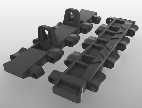 Panther Tank Track Links - Spares