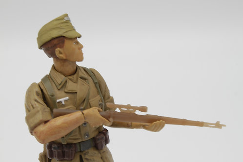 Kar 98k Rifle - Sniper ZF39 Set