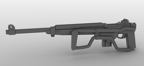 M1A1 Carbine Rifle - Paratrooper - Set