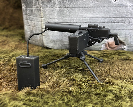 M1917A1 30 Cal Machine Gun - Early WW2 Set
