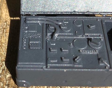 Resistance B2 SOE Spy Radio Briefcase Set