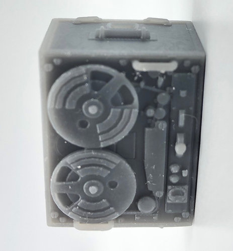German Tonschreiber D - Dora - Tape Recorder