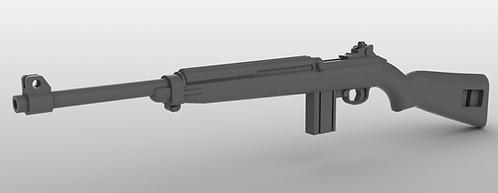 M1 Carbine Rifle - Set
