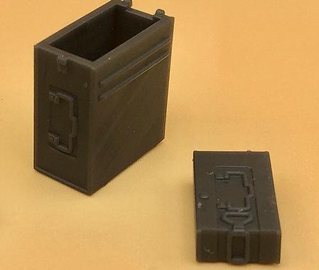 Flak 38 - Ammunition Box set