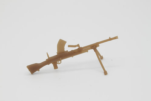 Bren Machine Gun MK4 with two bipods