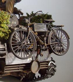 German Scout Bicycle
