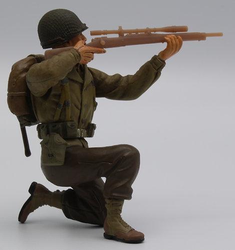 Springfield Rifle - M1903A4 - Sniper - Unertl - C Stock - Set