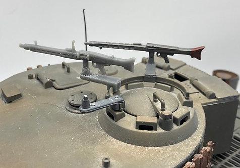 MG42 Machine Gun For Tiger 1 - 21st Century