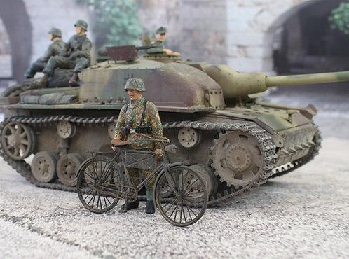 M42 German Scout Bicycle - Truppenfahrrad