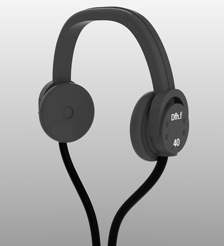 German Headset - Dfh.f Headphones