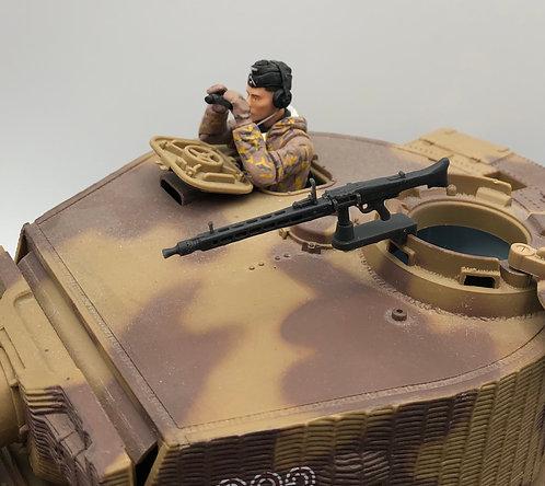 MG42 Machine Gun For Tiger 1 - Bravo Team