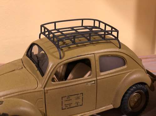 VW KDF Roof Rack