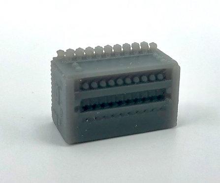 Klappenshrank 10 Line Phone Switch