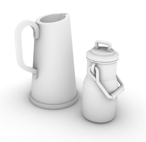RFI 41 Barracks Jug Set 1