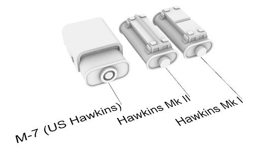 Hawkins Mine Set 1