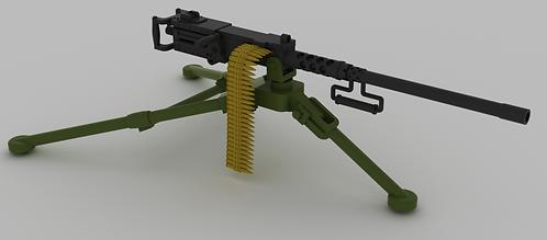 H2MB - 50 Cal MG - M3 Tripod