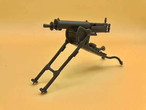 MG08 Machine Gun and Sled Set