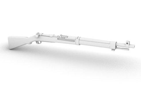 Japanese Type 99 Arisaka - Rifle - Set