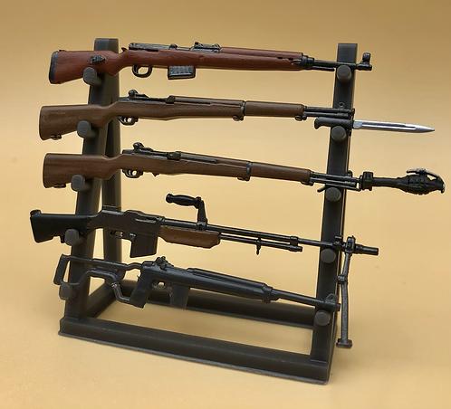 Gun Rack - for rifles - Style 1