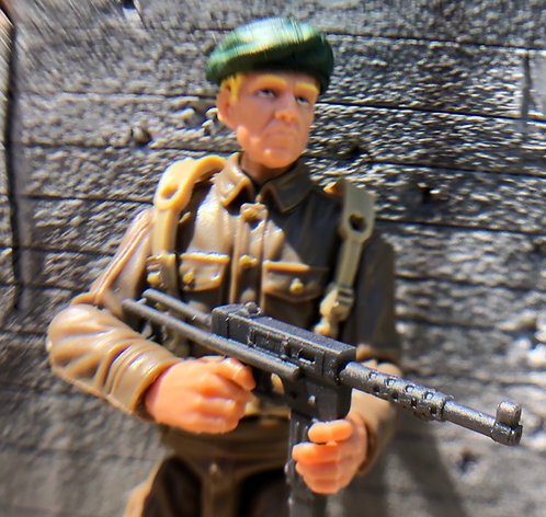 MAT-49 Submachine Gun Set