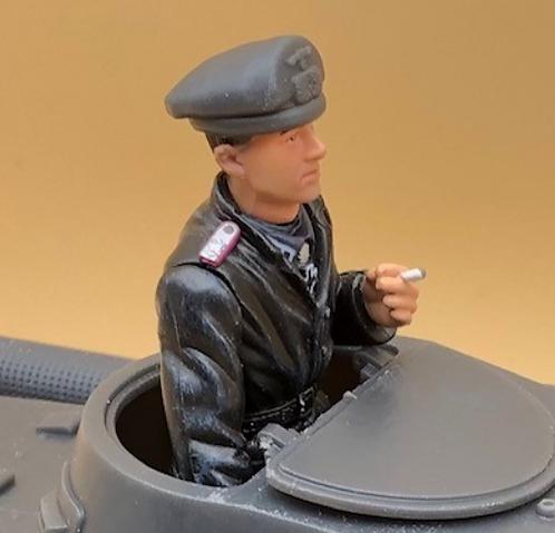 Schutzmütze Panzer Beret Helmet