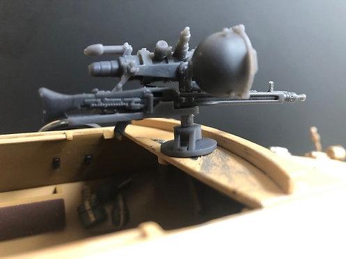 FG1250 Falke Night Vision MG42 - Remastered