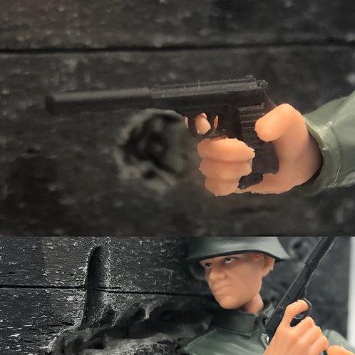 Walther PPK Pistol Set