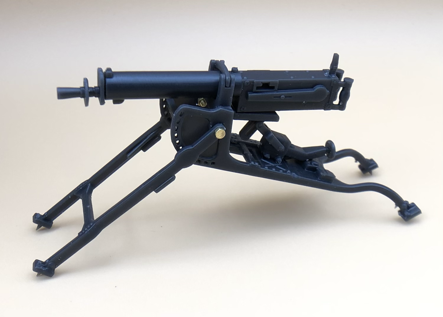 MG08 with Sled