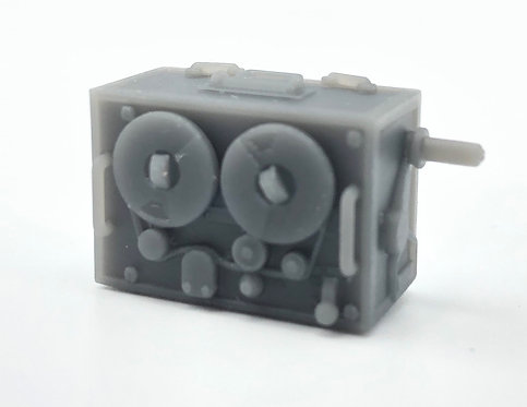 German Tonschrieber C - Cesar - Tape Recorder
