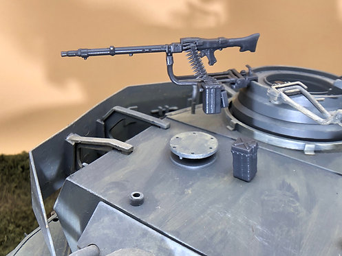 MG34 (Panzerlauf) Machine Gun Set