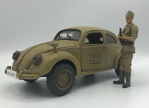 VW KDF  Conversion Kit for 1:18 Maisto 1951 Beetle -4WD