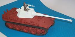 Panther II Turret Prototype