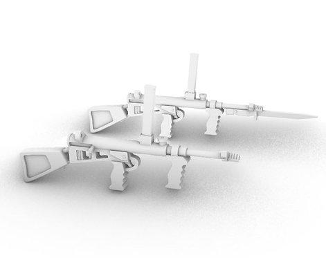 Owen Gun SMG Mk.1* - Set