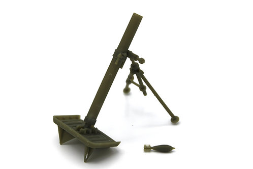 M1 81mm Mortar