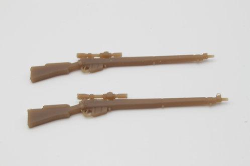 Enfield No.4 Mark I Sniper Set