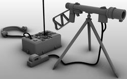 M-227 Pathfinder Signal Lamp Eureka Set