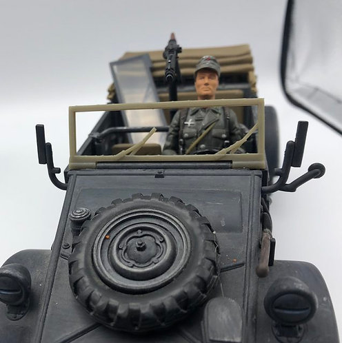 Kubelwagen Windshield Frame - 21st Century Ultimate Soldier